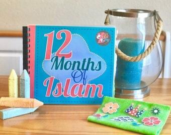 12 months of Islam - Islamic Toys