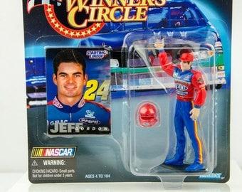 Starting Lineup Winner's Circle 1998 Series 1 Nascar Jeff Gordon Figure