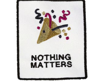 Nothing Matters - patch