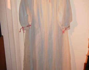 vintage womens two piece negligee
