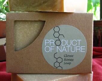 Clover Honey Soap