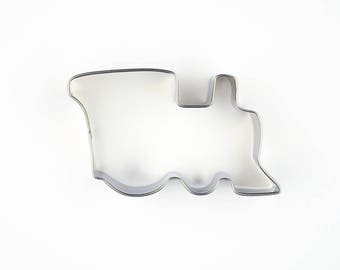 Train Cookie Cutter- Fondant Biscuit Mold - Pastry Baking Tool Set