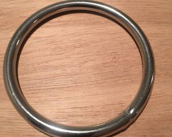 "2pk-0 Ring, 2 1/2"", Stainless Steel."