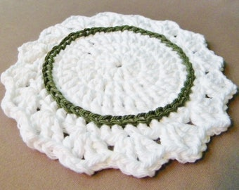 Crochet Coaster Set
