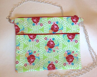 Bag fabric spring