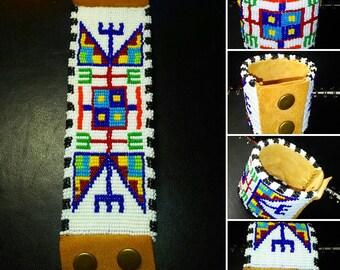 Bracelet native style