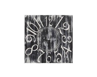 "26"" x 26"" Square Wall Clock"