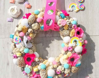 Wreath, Home decorations