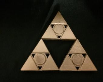 Zelda TRIFORCE Fidget Spinner