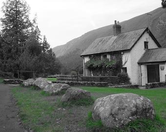 Ireland, Glendalough , Wicklow Mountains, Travel, Fine Art Photography