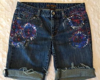 Summer Fireworks Shorts!