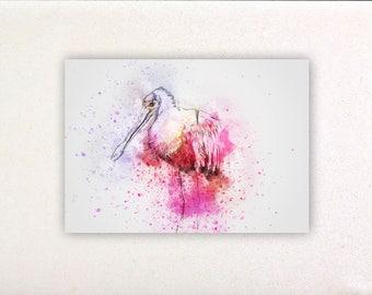 Bird - Watercolor prints, watercolor posters, nursery decor, nursery wall art, wall decor, wall prints 18 | Tropparoba 100% made Italy