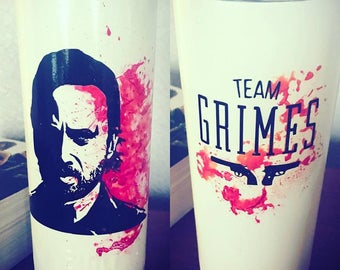 The Walking Dead inspired Tumbler