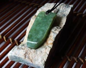 A grade cat eye jade pendant
