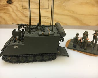 M577 Armored Command Post