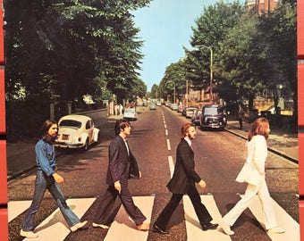 The Beatles. vinyl, LP Sgt. Peppers, 60s music Abbey Road Let It Be