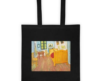 Vincent Van Gogh, The Room - Tote bag
