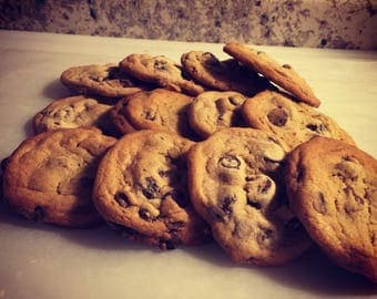 National Chocolate Chip Cookie Day!  3 dozen Cookies!