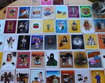 Malditoria Card Prints