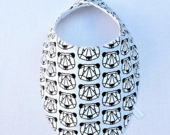 "bavoir foulard original 0/24 mois ""origami"""