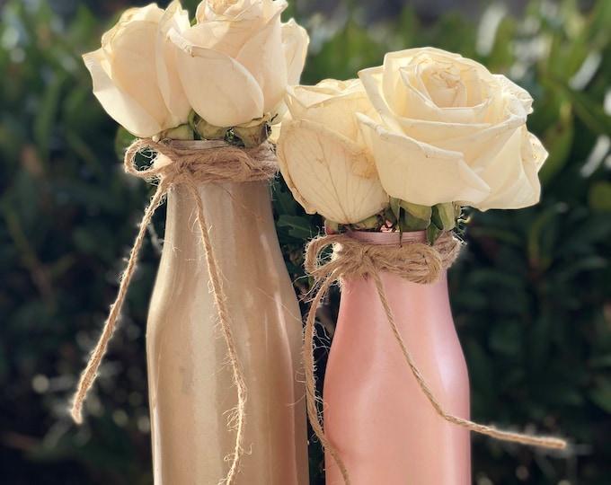 Featured listing image: Milk Bottle Vase