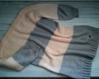 Knitted women jumper