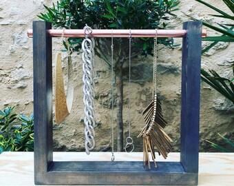 Jewelry holder display