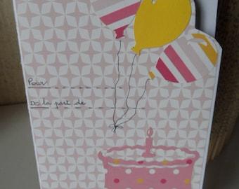 Creation Kit kids birthday invitation cards