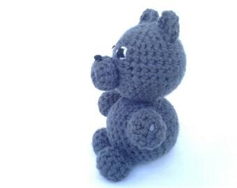 Squishy Classic Teddy Bear Cuddle Buddy, Comfort Bear, Squishy Toy Stuffies, Tiny Teddy Bear Stuffie, Stuffed Bear Plushie