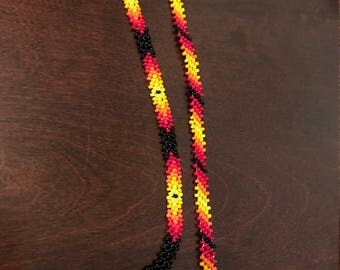Huichol made**friendship bracelets**Bead work** 2 for 1** Mexican culture