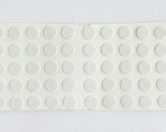 85 White Round Sticker Bindis,Indian Bindis Sticker,Forehead Stickers,White Body Stickers,White Plain Round Bindis,Peaceful Yoga Stickers