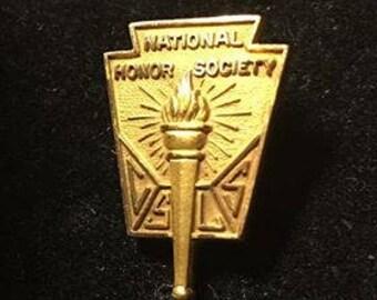 National Honor Society Lapel Pin