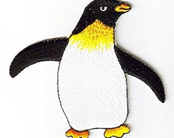 Penguin Animal Bird Patch W.Ch.Patch