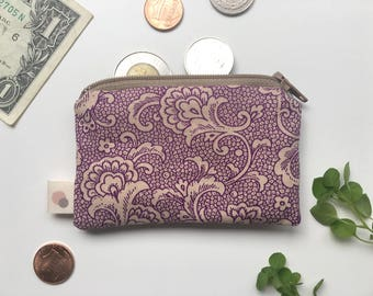 Coin purse, coin pouch