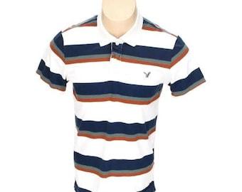 Pro Eagle  100% Cotton Polo, Golf Shirt Medium