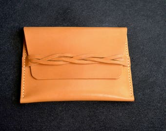Leather Clutch, Clutch Bag, Designer handbag, leather clutch purse, envelope bag