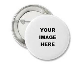 Custom 1 inch Buttons