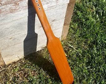 Paddle- Redwood