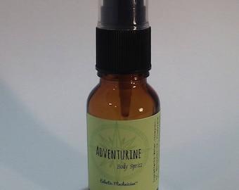Adventurine - Body Spritz