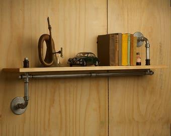 Plumbing Pipe Fitting 'S' Shelf