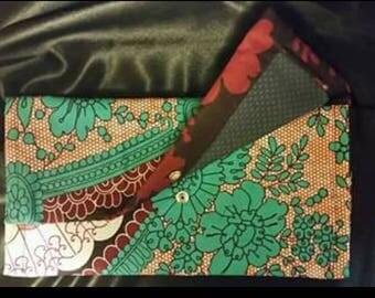 The HalterEgo&Wraps CLUTCH BAG