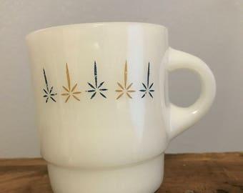 Fire King Coffe Mug