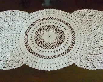 Centerpiece Crochet Wings