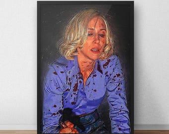 Norma Bates Poster