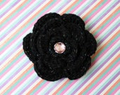 Look At Me Meow Crochet Flower Accessory