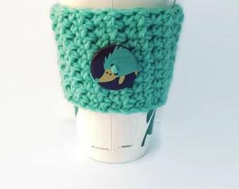 Coffee cozy, coffee sleeve, drink sleeve, crochet coffee cozy, coffee cozie, coffee cup sleeve, crochet cozy, drink cozie, crochet cozie