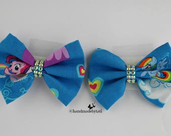 My Little Pony Hair Bow Set