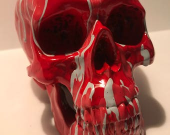 Skull (Red - Mind Melt Series)