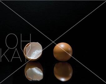 Eggshell Egg print