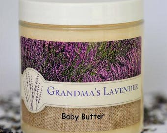 Lavender Baby Butter